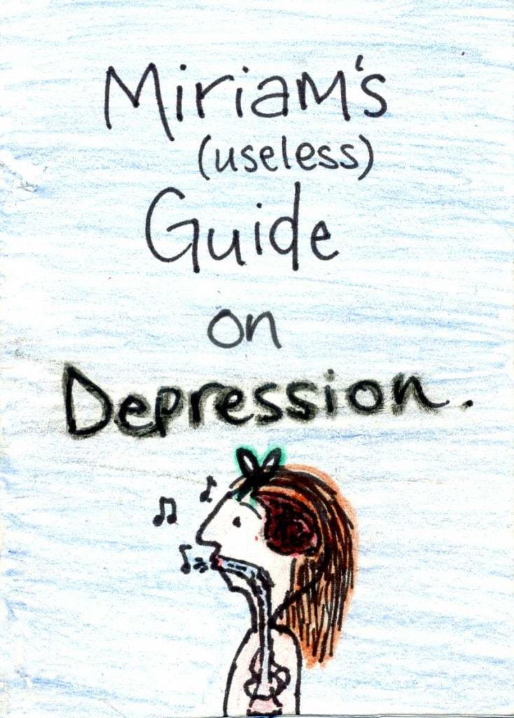 Depression: 5 Illustrations Which Help Aid Understanding