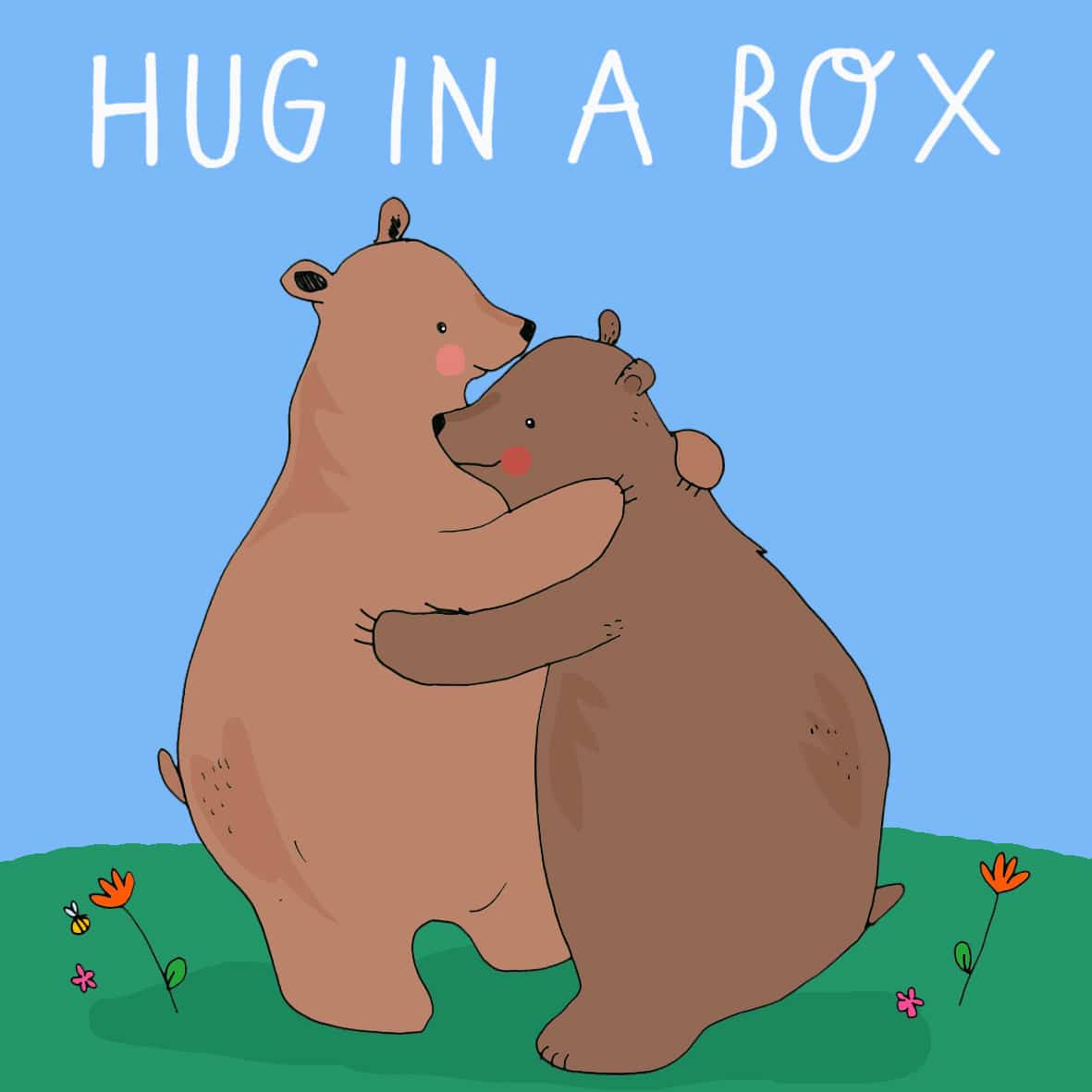 BuddyBox: A Hug In A Box
