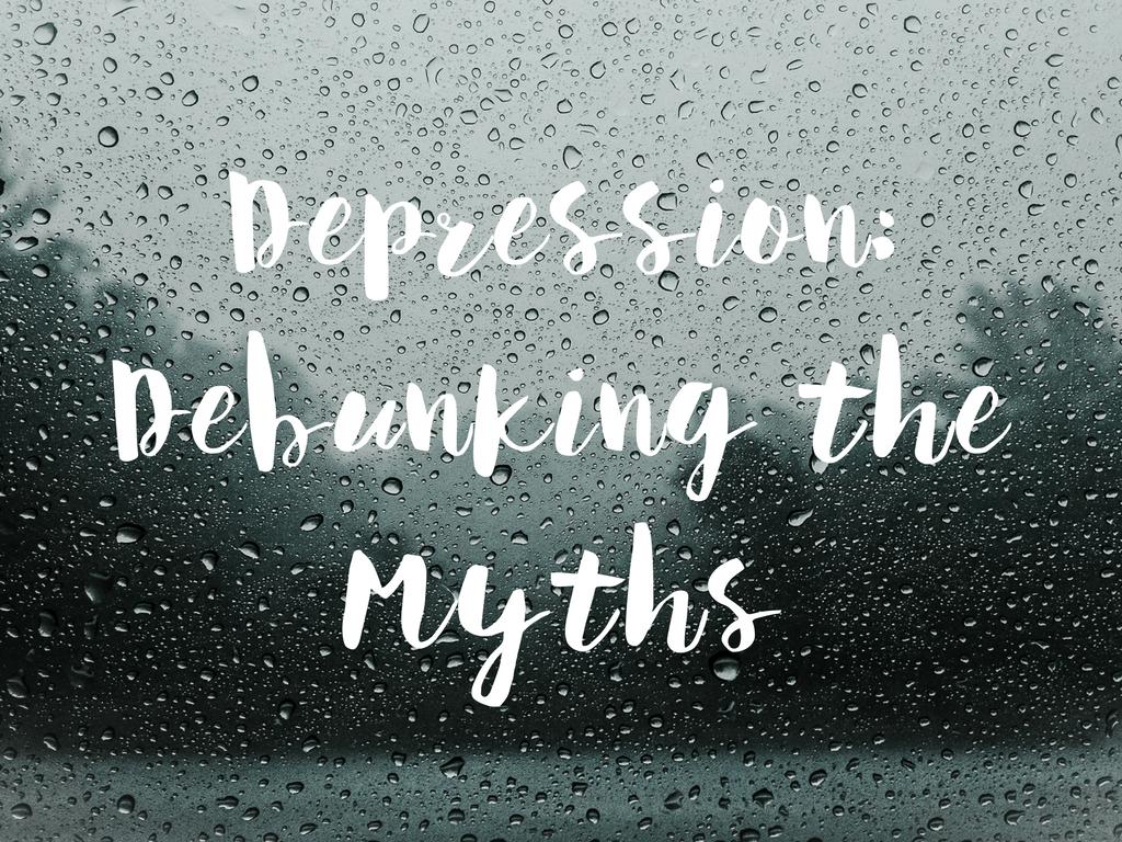 Depression - debunking the myths