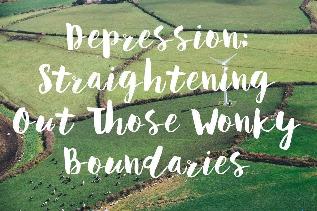 Depression Boundaries