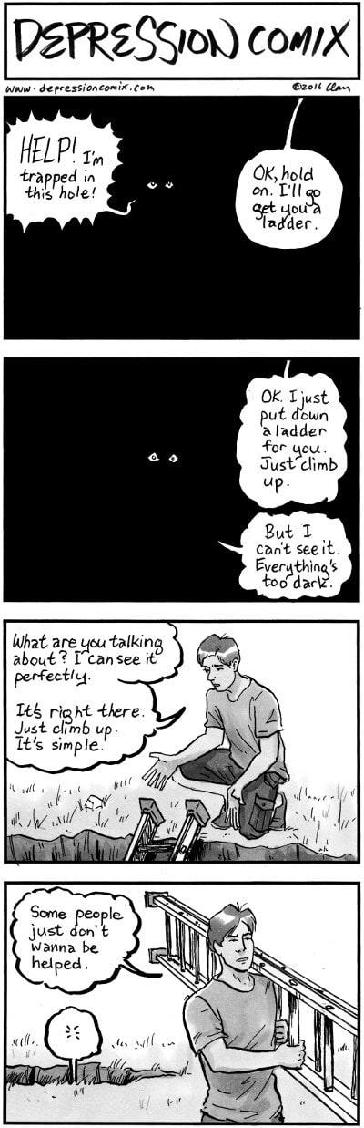 Depression_Comix