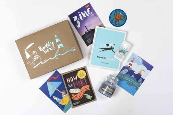 'All At Sea' BuddyBox