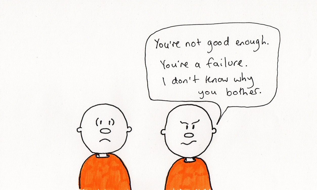 8 Doodles About Living With Depression