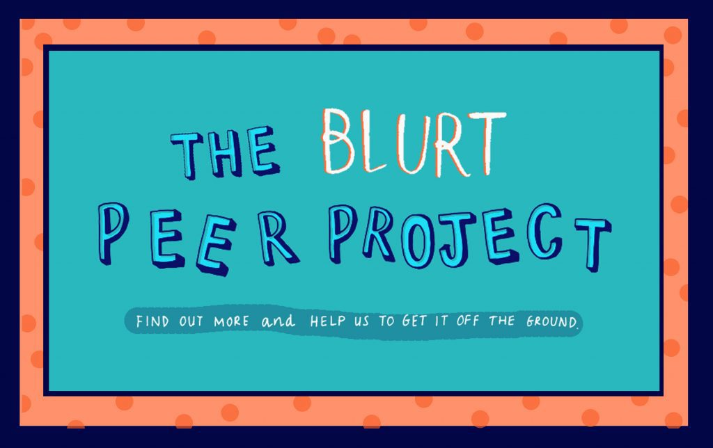 The Blurt Peer Project