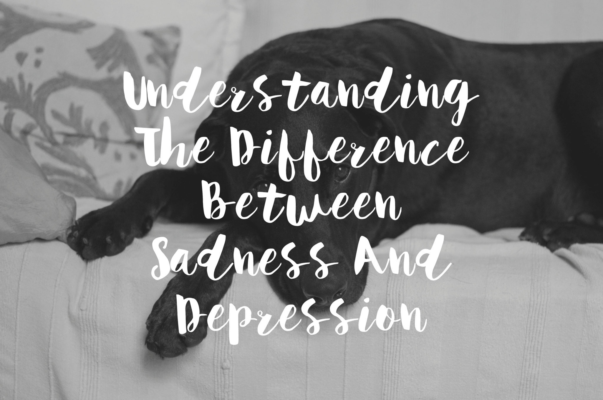 understanding the difference between sadness and depressionunderstand the difference between depression and sadness