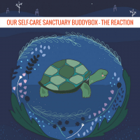 Our 'The Self-Care Sanctuary' BuddyBox - The Reaction