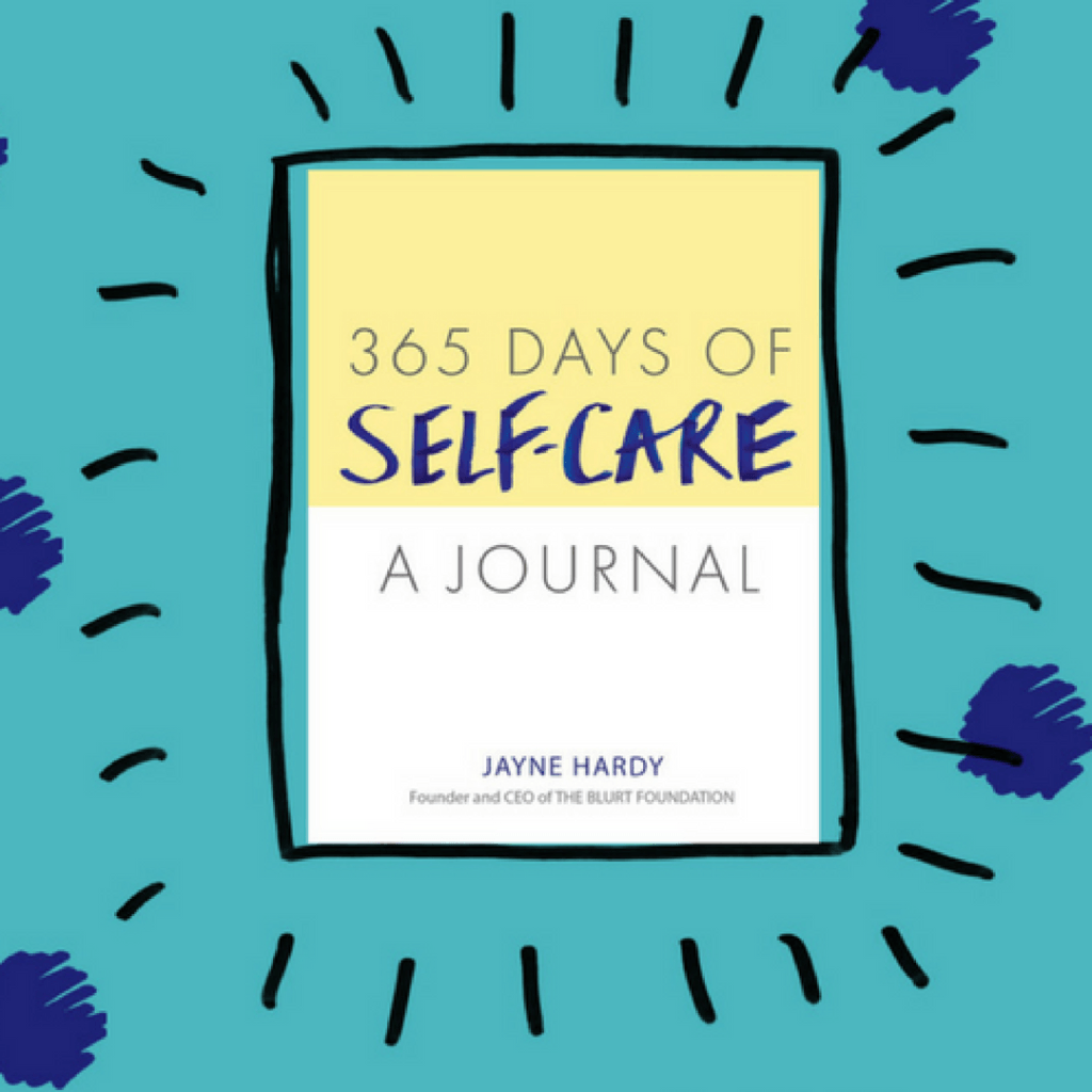 365 Days of Self-Care: A Journal