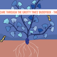Our 'Self-Care Through The Grotty Times' BuddyBox - The Reaction