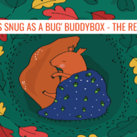 Our 'As Snug As A Bug' BuddyBox - The Reaction