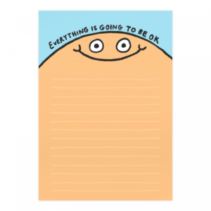 Gemma Correll Everything Is Going To Be Ok A5 Notepad