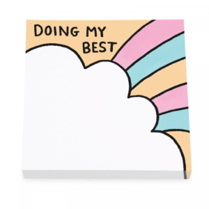 Gemma Correll Doing My Best Sticky Notes