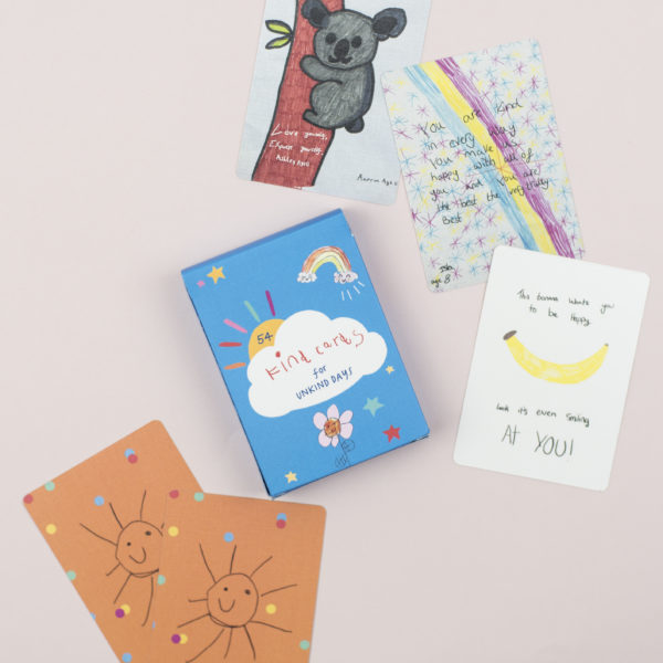 54 kind Cards For Unkind Days