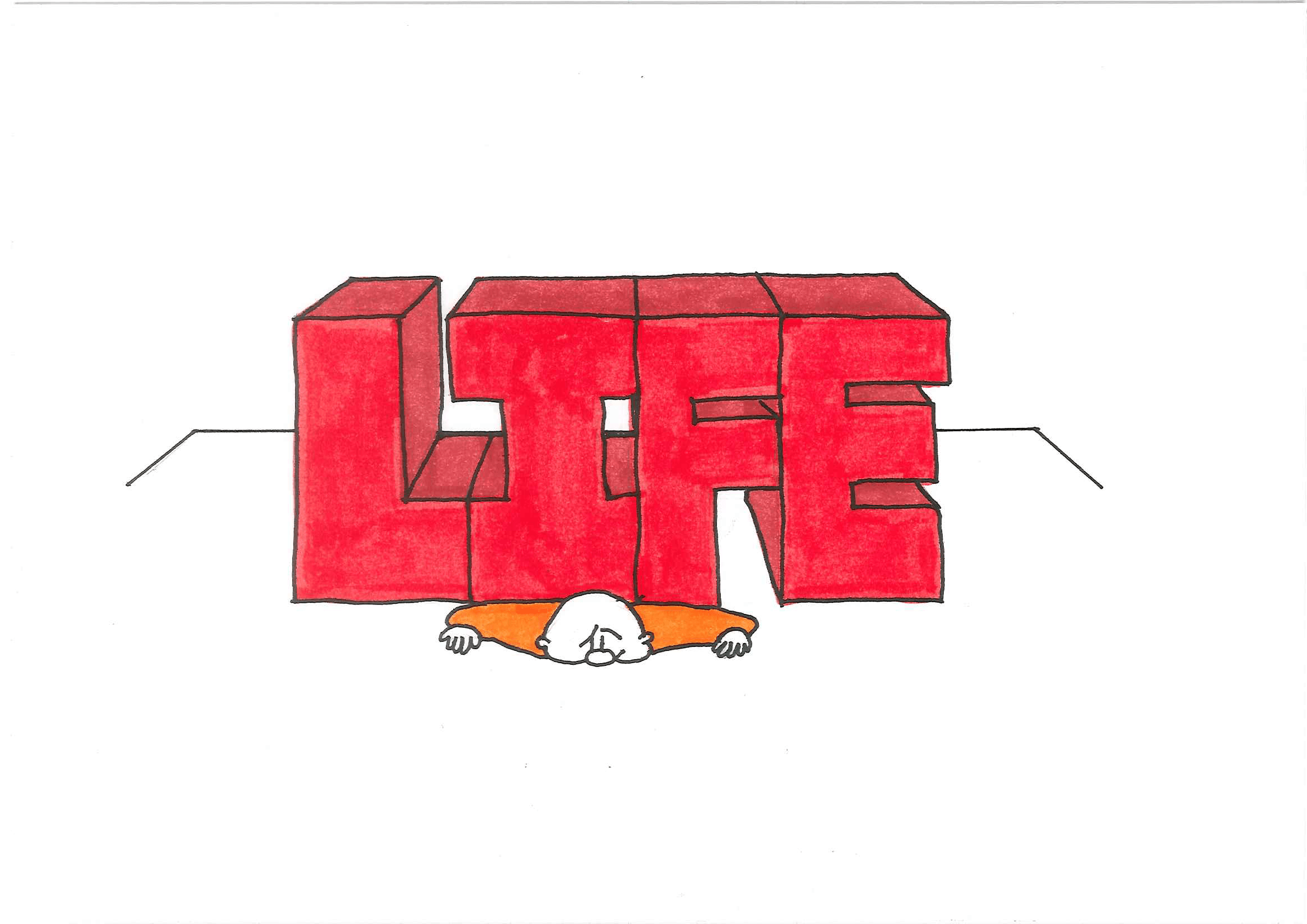 10 More Doodles About Living With Depression