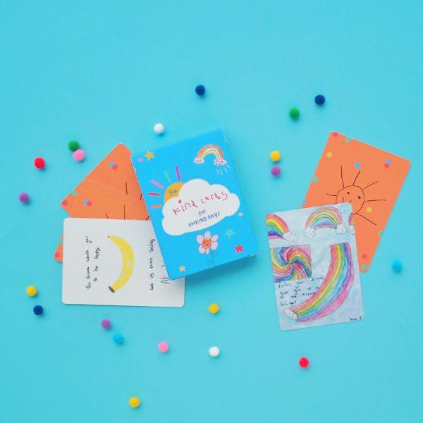Kind Cards For Unkind Days